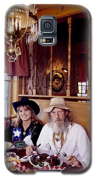 The Big Texan Restaurant, Amarillo, Texas Galaxy S5 Case