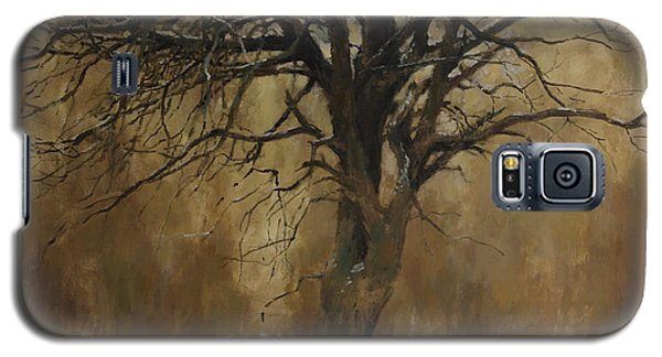 The Big Tree With Wild Boars Galaxy S5 Case