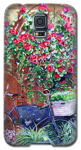The Bike At Bistro Jeanty Napa Valley Galaxy S5 Case