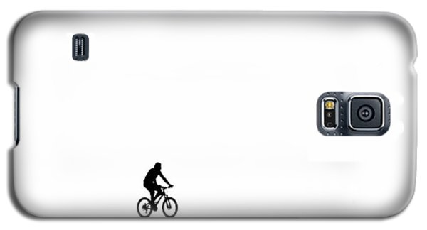The Bike Ride  Galaxy S5 Case