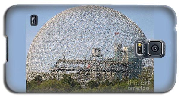 The Biosphere  Ile Sainte-helene Montreal Quebec Galaxy S5 Case