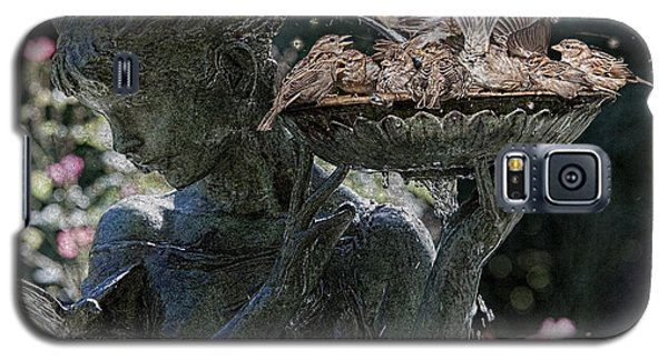 The Bird Bath Galaxy S5 Case