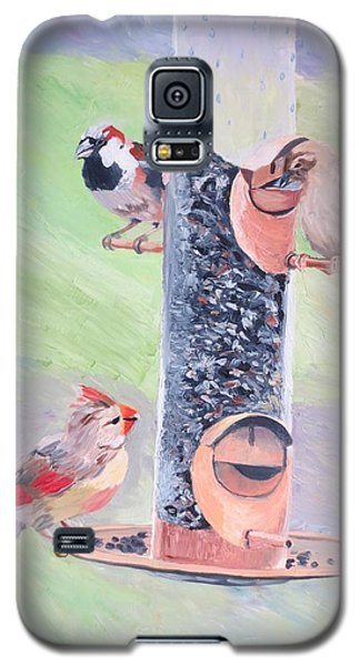 The Bird Feeder Galaxy S5 Case