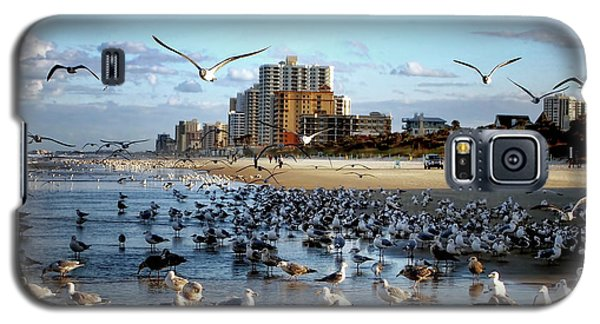 The Birds Galaxy S5 Case by Jim Hill