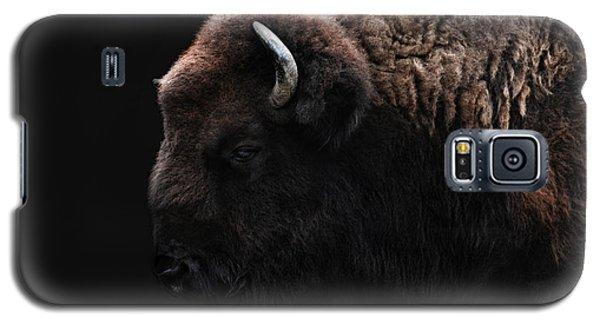 The Bison Galaxy S5 Case by Joachim G Pinkawa