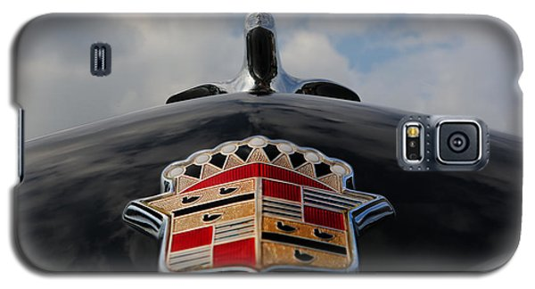 The Black Cadillac Angel - Cadillac Emblem  Galaxy S5 Case