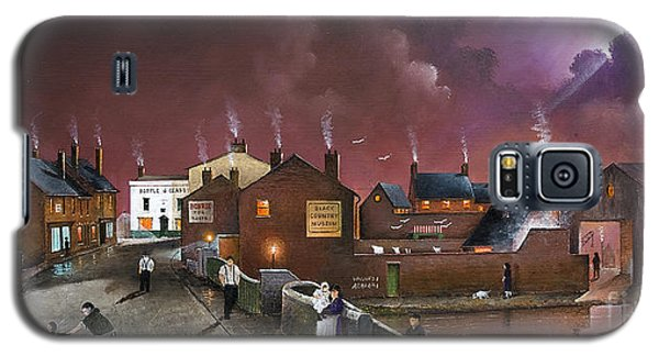 The Black Country Museum Galaxy S5 Case