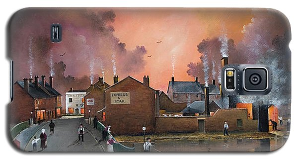 The Black Country Village Galaxy S5 Case