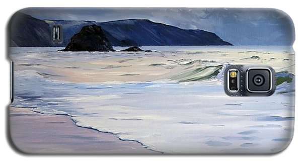 The Black Rock Widemouth Bay Galaxy S5 Case