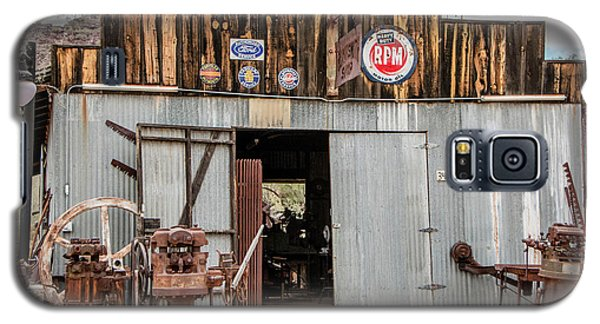 The Blacksmith Shop Galaxy S5 Case