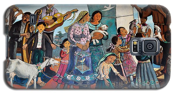 The Blessing Of Animals Olvera Street Galaxy S5 Case
