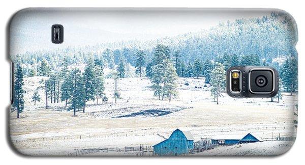 The Blue Barn Galaxy S5 Case