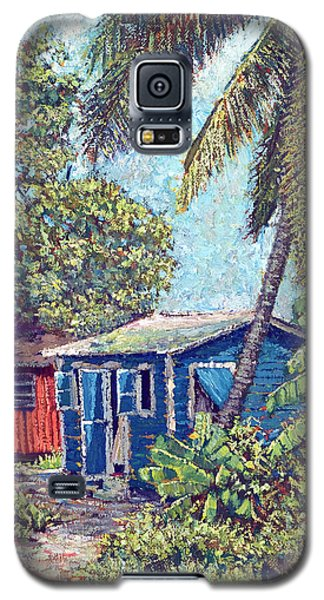 The Blue Cottage Galaxy S5 Case