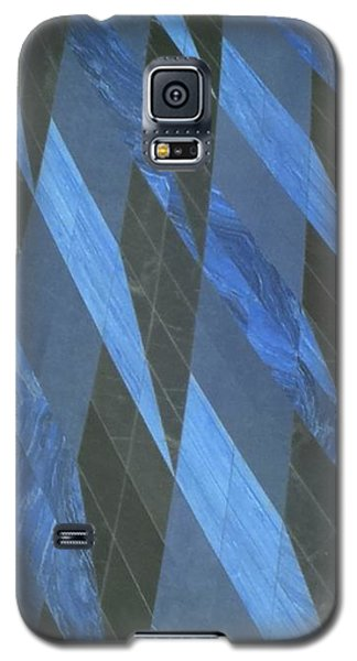 The Blue Dimension Galaxy S5 Case