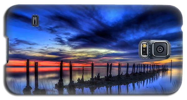The Blue Hour Comes To St. Marks #1 Galaxy S5 Case