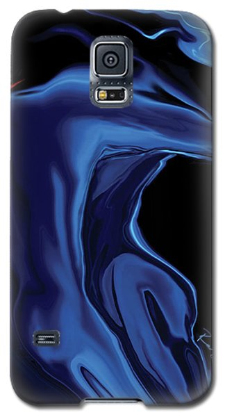 The Blue Kiss Galaxy S5 Case