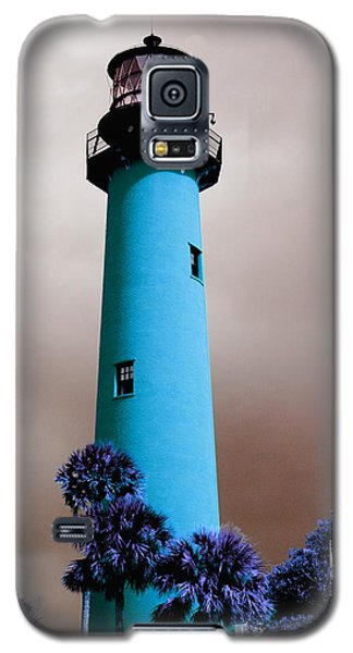 The Blue Lighthouse Galaxy S5 Case
