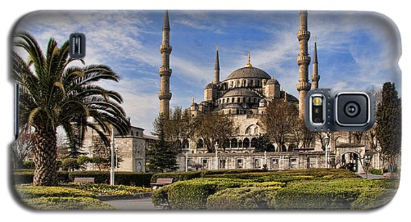 The Blue Mosque In Istanbul Turkey Galaxy S5 Case