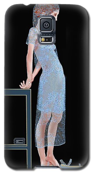 The Blue Outfit Galaxy S5 Case