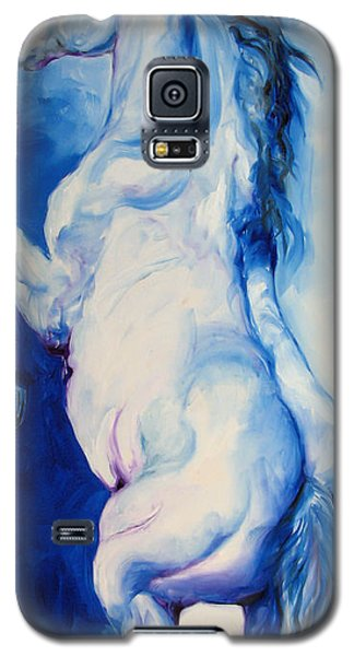 The Blue Roan Galaxy S5 Case