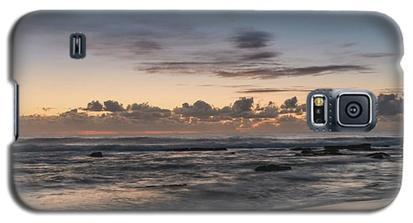 The Blues - Sunrise Seascape  Galaxy S5 Case
