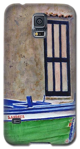 The Boat Galaxy S5 Case