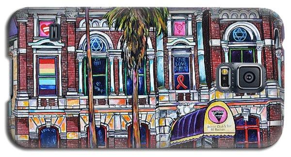 The Bonham Exchange Galaxy S5 Case by Patti Schermerhorn