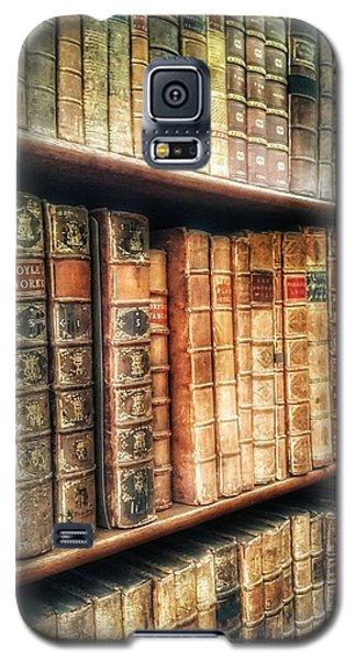 The Bookcase Galaxy S5 Case