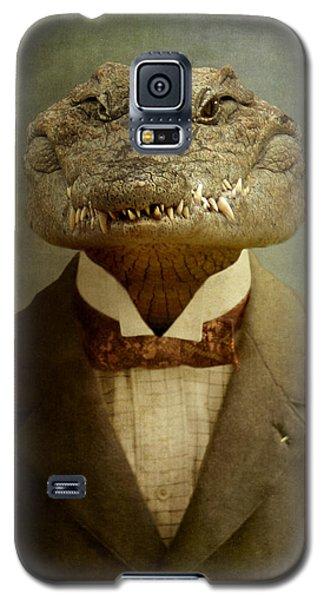 The Boss Galaxy S5 Case by Martine Roch