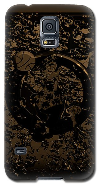 The Boston Celtics 1f Galaxy S5 Case by Brian Reaves