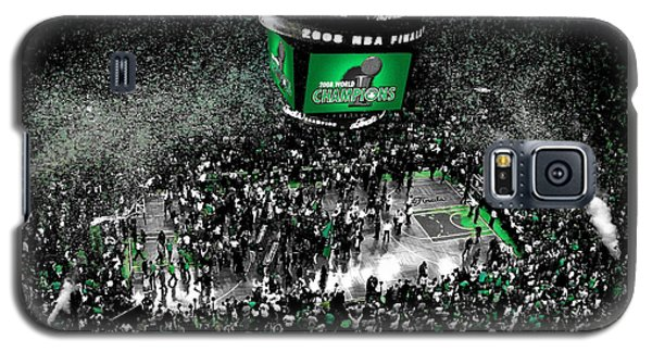 The Boston Celtics 2008 Nba Finals Galaxy S5 Case