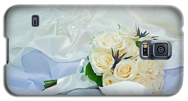 Galaxy S5 Case featuring the photograph The Bouquet by Keith Armstrong