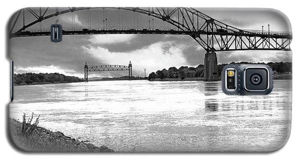 The Bourne And Railroad Bridges Galaxy S5 Case