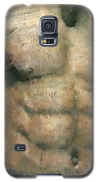 The Boxer Galaxy S5 Case by Steve Mitchell