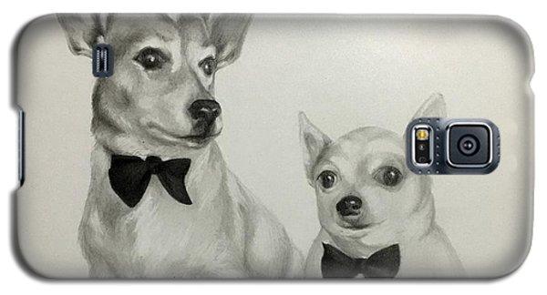 The Boys Galaxy S5 Case by Lori Ippolito