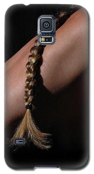 The Braid Galaxy S5 Case by Nancy Taylor