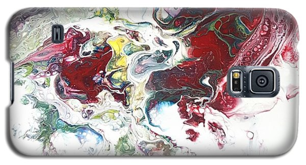 The Breath Of The Crimson Dragon Galaxy S5 Case