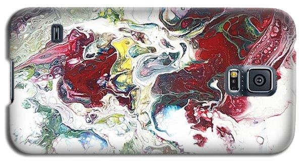 The Breath Of The Crimson Dragon Galaxy S5 Case