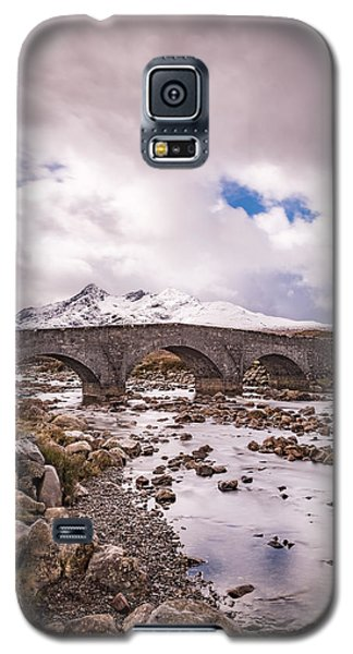 The Bridge At Sligachan On Skye Galaxy S5 Case