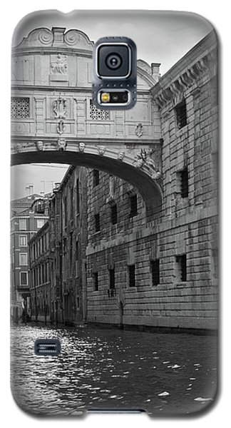 The Bridge Of Sighs, Venice, Italy Galaxy S5 Case