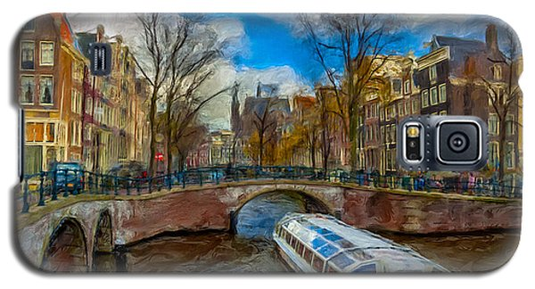 The Bridges Of Amsterdam Galaxy S5 Case