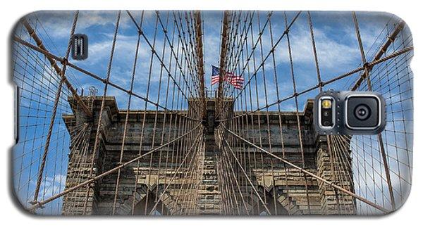 The Brooklyn Bridge Galaxy S5 Case