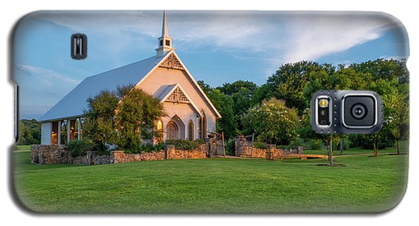 The Brooks At Weatherford Wedding Chapel Galaxy S5 Case