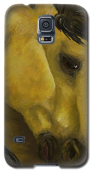 The Buckskin Revisited Galaxy S5 Case