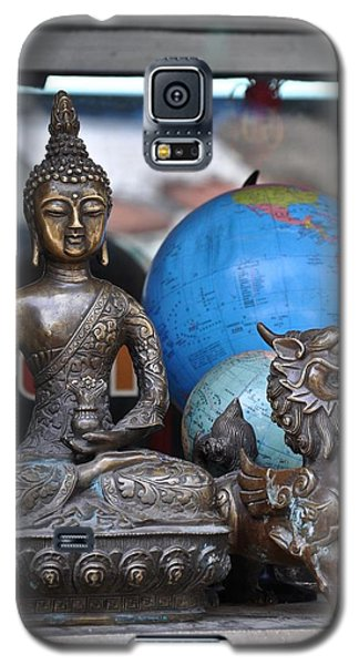 The Buddha's World  Galaxy S5 Case