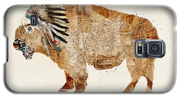 The Buffalo Galaxy S5 Case by Bri B