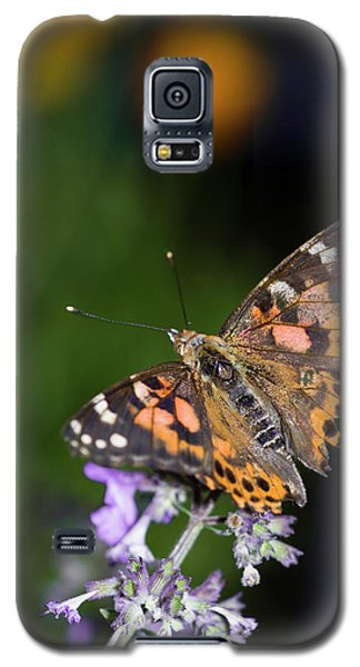 Galaxy S5 Case featuring the photograph The Butterfly Effect by Alex Lapidus