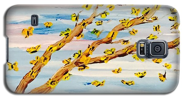 The Butterfly Tree Galaxy S5 Case