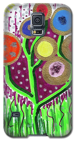 The Button Ball Tree Galaxy S5 Case