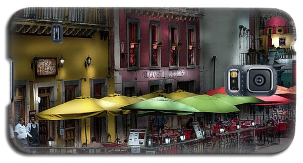 The Cafe At Night Galaxy S5 Case